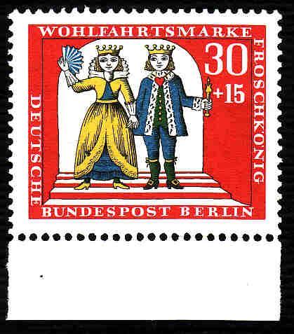 German Berlin MNH Scott #9NB43 Catalog Value $.35