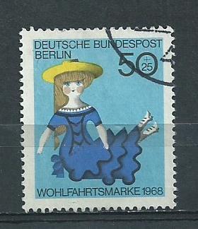 German Berlin Used #9NB60 Catalog Value $.70