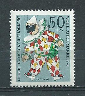 Germany Berlin Hinged Scott #9NB77 Catalog Value $.80