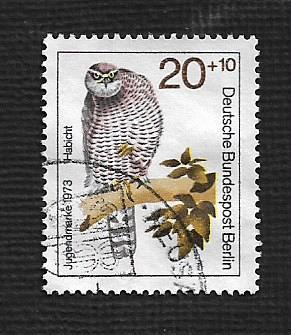 German Berlin Used #9NB97 Catalog Value $.40
