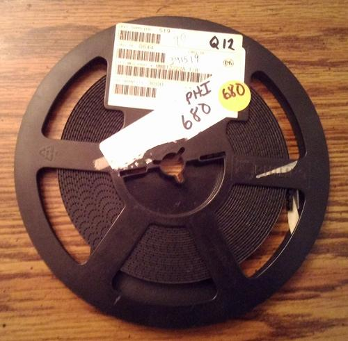 Lot of 680 ?: Philips MMBT2222A T/R :: FREE Shipping