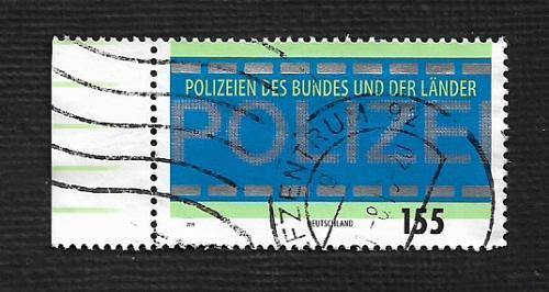 Germany Used Scott #3120 Catalog Value $1.75