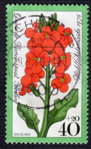 German Berlin Used #9NB129 Catalog Value $.35