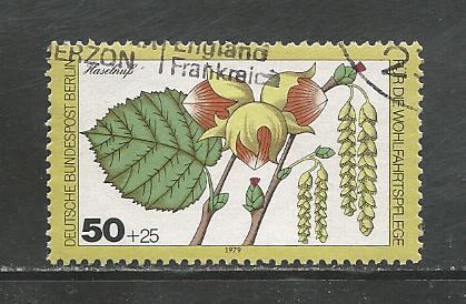 German Berlin Used #9NB160 Catalog Value $.70