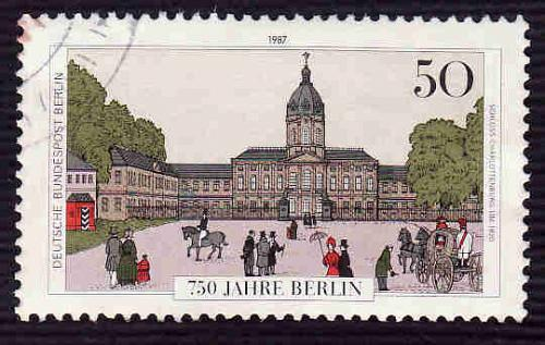Germany Used Scott #9N537b Catalog Value $.75