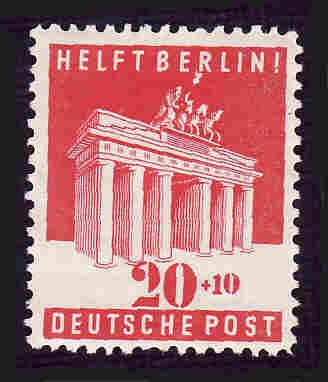 German Hinged NG Scott #B303 Catalog Value $2.40