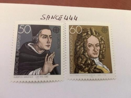 Germany Europa 1980 mnh stamps