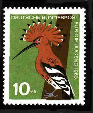 German MNH Scott #B388 Catalog Value $.40
