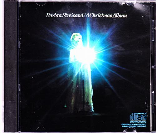 A Christmas Album by Barbra Streisand CD 2001 - Very Good
