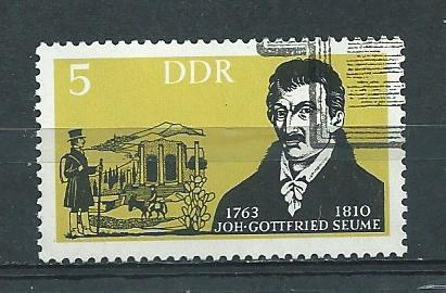 Germany DDR Used Scott #647 Catalog Value $.25