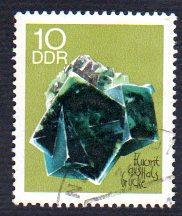 Germany DDR Used Scott #1106 Catalog Value $.25