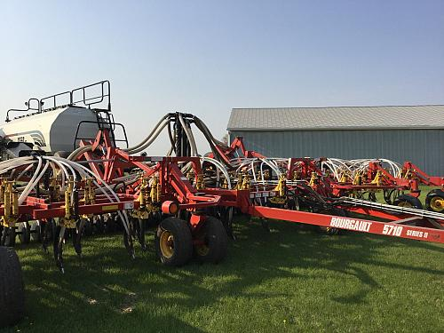 Bourgault 5710 Air Seeder