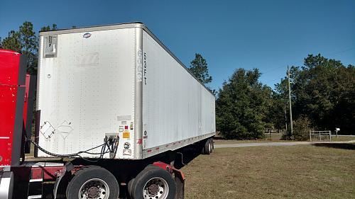 2006 Dry Van Utility 4000D-X Trailer