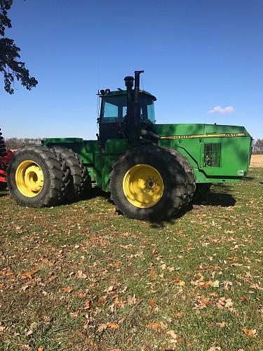 1996 John Deere 8970 Tractor