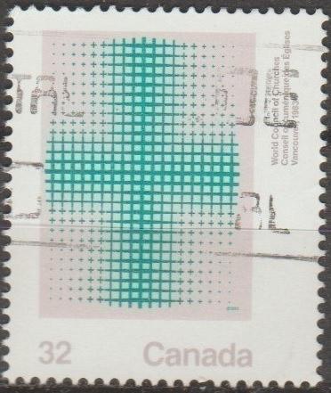 [CA0994] Canada: Sc. no. 994 (1983) Used Single