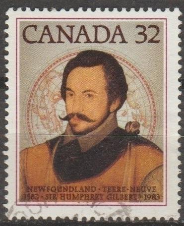 [CA0995] Canada: Sc. no. 995 (1983) Used Single