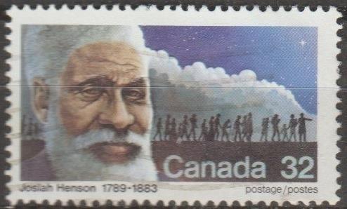 [CA0997] Canada: Sc. no. 997 (1983) Used Single