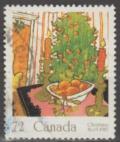 [CA1150] Canada: Sc. no. 1150 (1987) Used