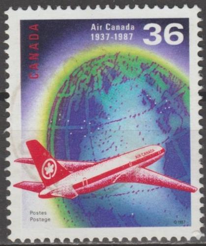 [CA1145] Canada: Sc. no. 1145 (1987) Used Single