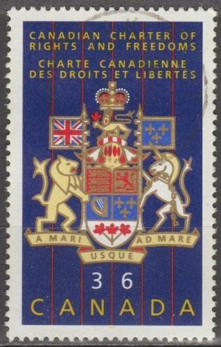 [CA1133] Canada: Sc. no. 1133 (1987) Used Single