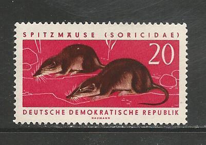 German DDR MNH Scott #593 Catalog Value $.25