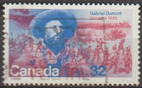 [CA1049] Canada: Sc. no. 1049 (1985) Used Single