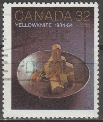 [CA1009] Canada: Sc. no. 1009 (1984) Used Single