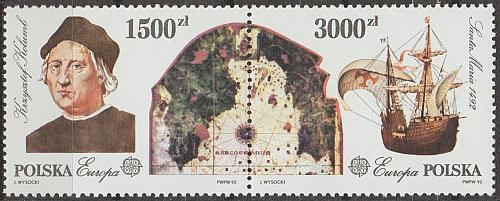 [PO3085] Poland: Sc. no. 3085a (1982) MNH Full Set
