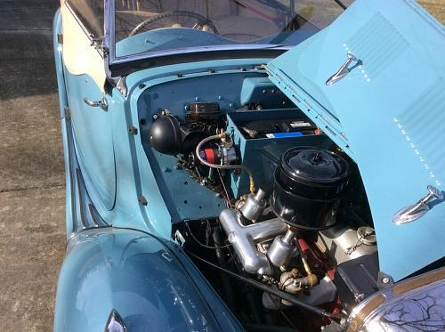 1950 MG YT 2 Door Saloon Touring Convertible