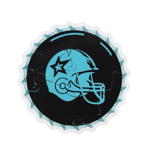 Die Cut Vinyl Stickers | Football Helmet Custom Stickers | Customsticker.com ™
