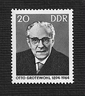 German DDR MNH Scott #806 Catalog Value $.55