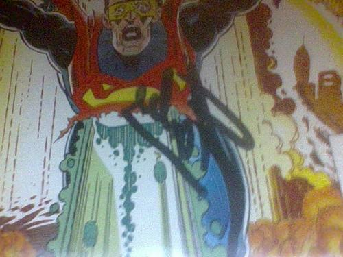 Stan Lee Signed 1993 Superman Comic Book Stan Lee Auto