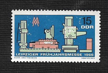 German DDR MNH Scott #812 Catalog Value $.70