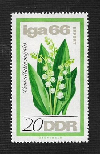 German DDR MNH Scott #841 Catalog Value $.25