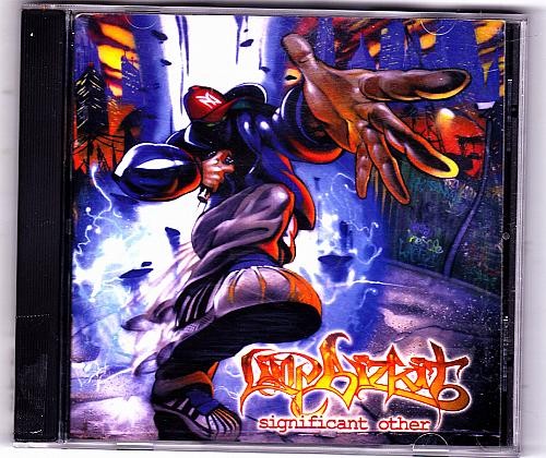 Significant Other by Limp Bizkit CD 1999 - Very Good