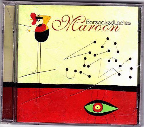 Maroon by Barenaked Ladies CD 2000 - Very Good