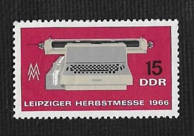 German DDR Hinged NG Scott #851 atalog Value $1.15