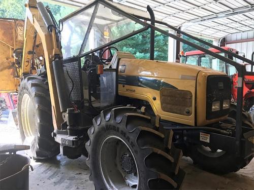 1990 Caterpillar Challenger MT445B Tractor