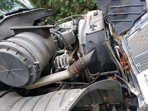 2004 International 4400 Reefer Truck