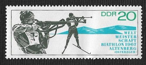German DDR MNH Scott #895 Catalog Value $.25
