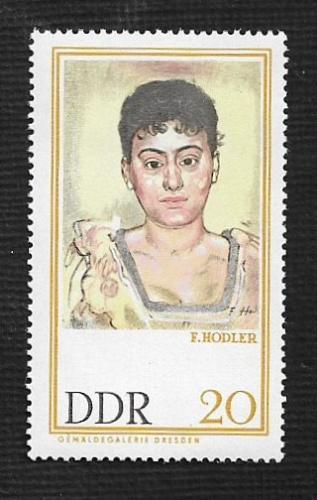 German DDR MNH Scott #909 Catalog Value $.25