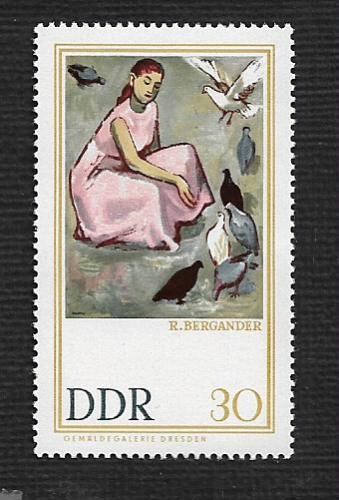 German DDR MNH Scott #911 Catalog Value $.25
