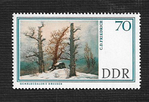 German DDR MNH Scott #914 Catalog Value $.30