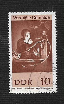 Germany DDR Used Scott #930 Catalog Value $.25