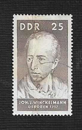 Germany DDR Used Scott #939 Catalog Value $.25
