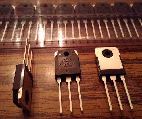 Lots of 30: IXYS IXTQ75N10P MOSFET