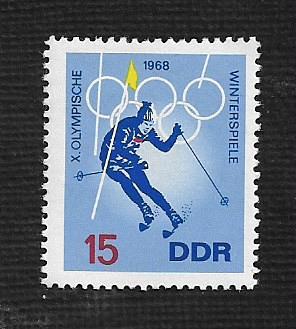 German DDR MNH Scott #978 Catalog Value $.25