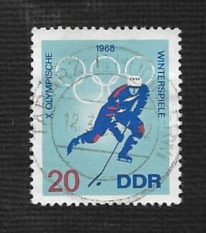 Germany DDR Used Scott #979 Catalog Value $.25