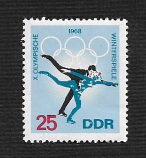 German DDR MNH Scott #980 Catalog Value $.25