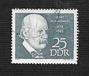 Germany DDR Used Scott #1028 Catalog Value $.25